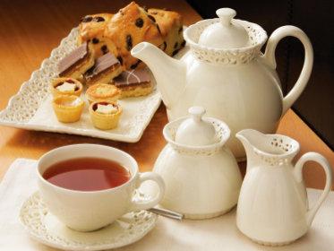 Een (h)eerlijke High Tea